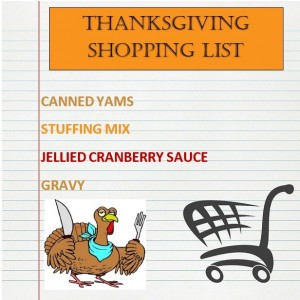 ThanksgivingShoppingList